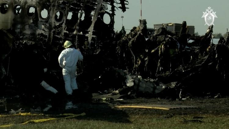 Выводы следствия подтверждают версию ошибки пилотов
