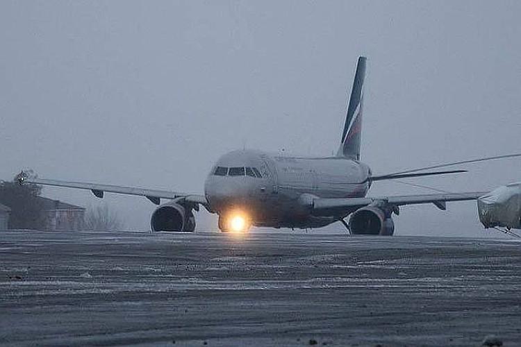 Никто из пассажиров не пострадал.