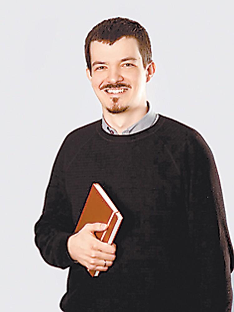 Александр ЦЫГАНКОВ. Фото: Пресс-служба «ВкусВилл»