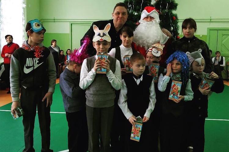 Сейчас Владимир Шабардин стоит на защите детства. Фото: facebook.com/v.shabardin