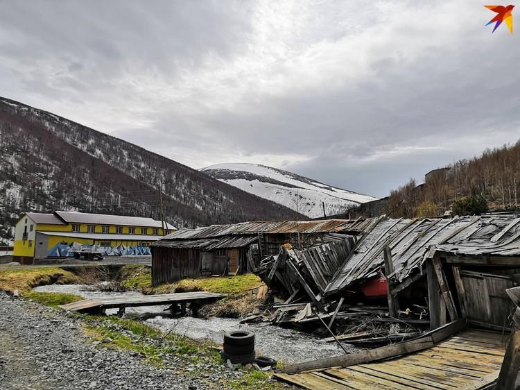 Что есть Приисковый? Убитый поселок бывших золотодобытчиков