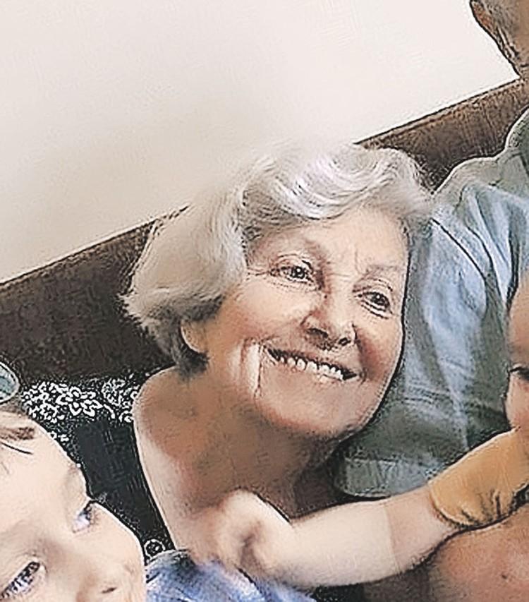 Сестра Быстрицкой София живет в Израиле. Фото: Личный архив