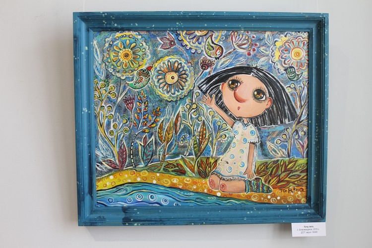 Картины дарят ощущение уюта и тепла, даже если за окном плохая погода.