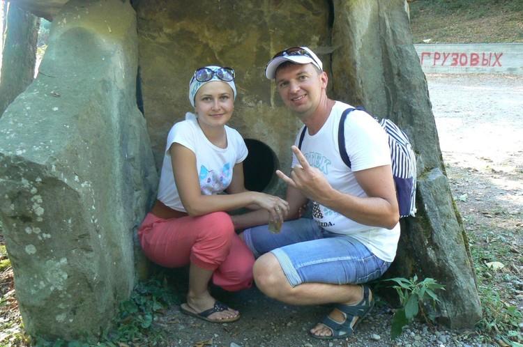 Юрий и Наталья Платуновы. Фото с личной страницы в соцсети