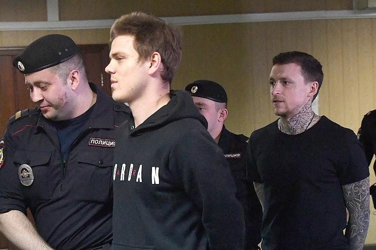 На прошлой неделе Мосгорсуд отклонил аппеляцию Кокорина и Мамаева