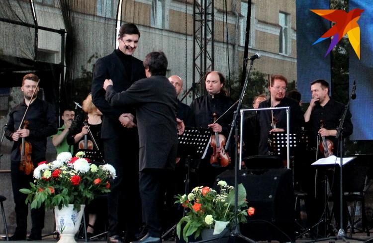 Концерт Юоия Башмета в Твери