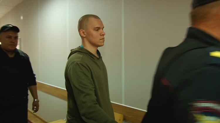 Подозреваемый в убийстве Михаила Седова Михаил Поспелов