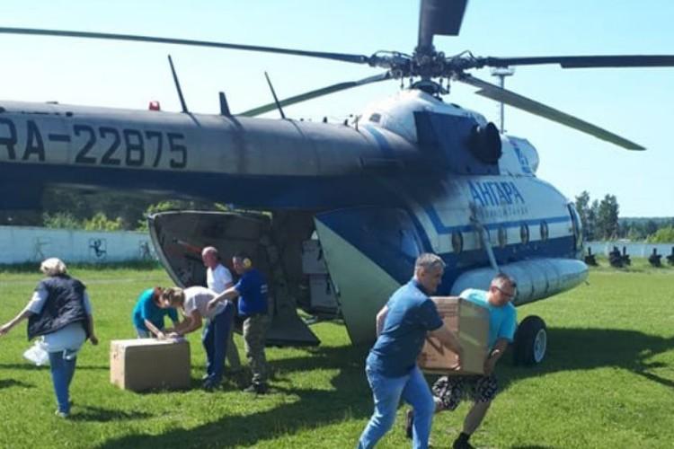В Иркутскую область доставили вакцины от инфекционных заболеваний. Фото: пресс-служба минздрава региона.