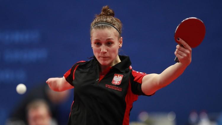 Наталья Партыка на Европейских играх выиграла бронзу. Фото: Remy Gros/ittf.com