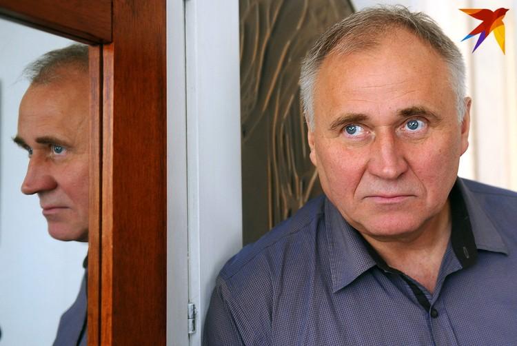 Статкевич Николай.