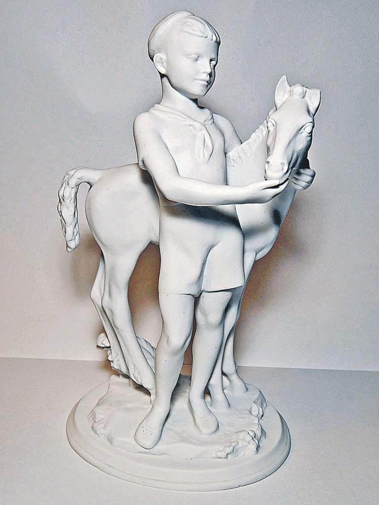 Один из «Мальчиков с жеребенком» был продан за 350 тысяч рублей. Фото: meshok.net