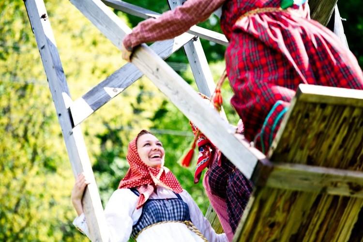 Творческая лаборатория народной культуры: в Вологодской области пройдет шестой фестиваль «Деревня – душа России»