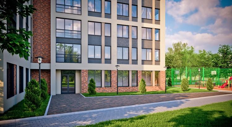 С заботой о самых маленьких жителях на территории жилого комплекса будет спроектирована функциональная и современная площадка для детей всех возрастов.
