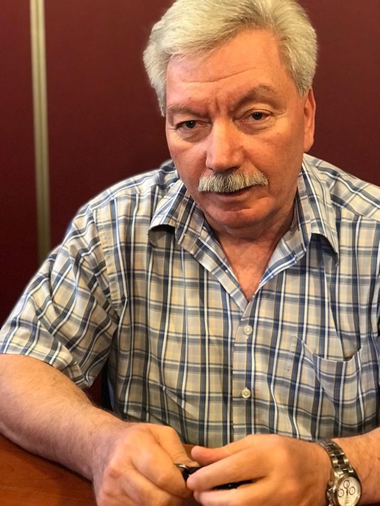 Президент академии национальных и социальных отношений Валерий Кварацхелия