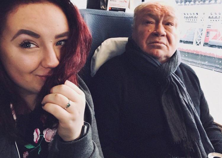 """Дочь Юрия Кузнецова - """"Комсомолке"""": Папа чувствует себя прекрасно!"""