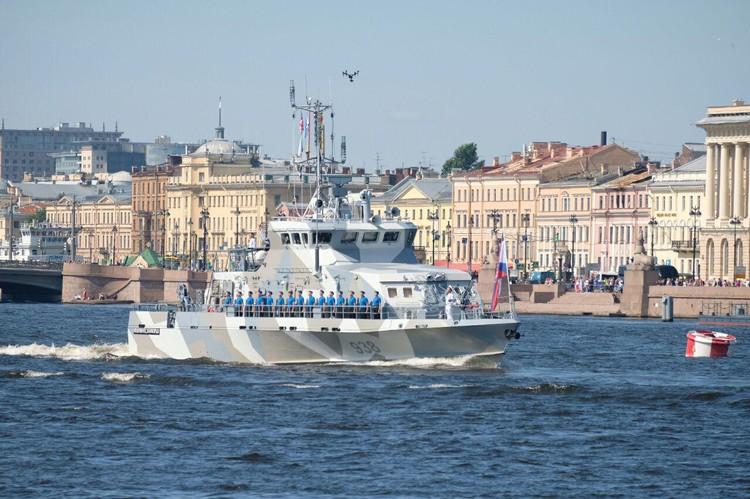 Парад пройдет в Петербурге и Кронштадте