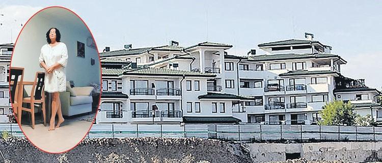 Просторные апартаменты Гузеевой расположены в престижном жилом комплексе. Фото: Архив «ЭГ», instagram.com/_larisa_guzeeva_