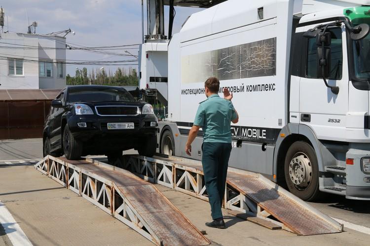 Мобильные комплексы упрощают работу таможенной службы