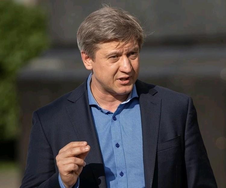Секретарь СНБО Украины Александр Данилюк.