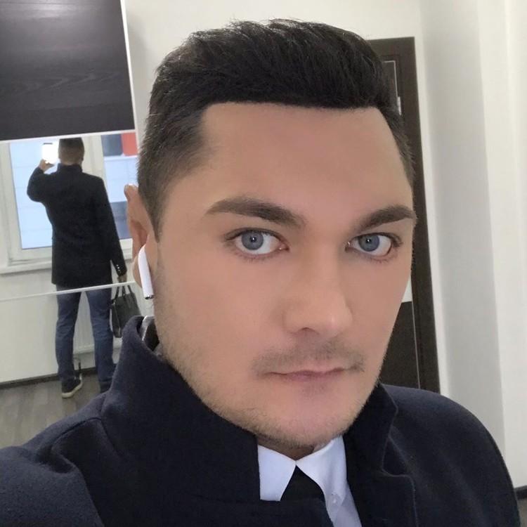 Максим Гареев.