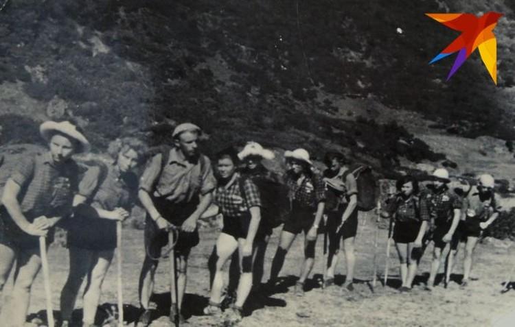 Поход 1957 года проходил ранней весной. Фото: предоставил Павел Тарзин