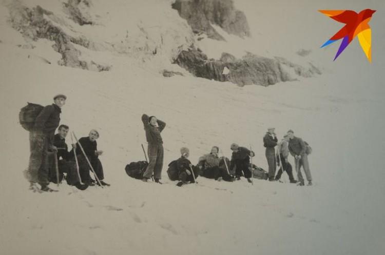 Для неопытных уральских туристов это был первый горный поход 2-й категории сложности. Их не должны были отпускать на него, но отпустили. Фото: предоставил Павел Тарзин