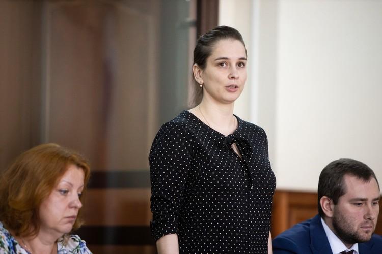 Элина Сушкевич.