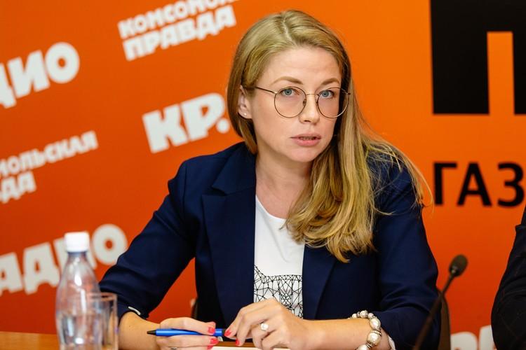 Екатерина Цветкова, генеральный директор ООО «Консалт-Строй».