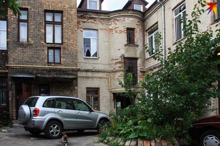 Еще один дом-представитель польского архитектурного наследия.