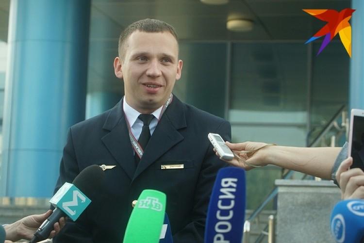 """Дмитрий Ивлицкий: """"В первые минут пассажиры паниковали"""""""