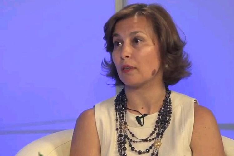 Наталья Хачанова.
