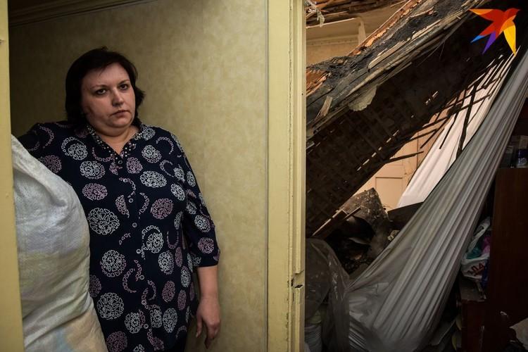 Инна Василенко и ее квартира.