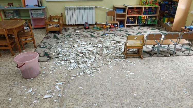 Здание, в котором случилось ЧП, временно закроют. Фото: министерство образования и науки Амурской области