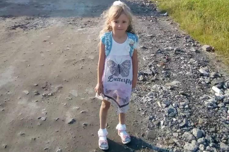Пропавшая 5-летняя Зарина Авгонова