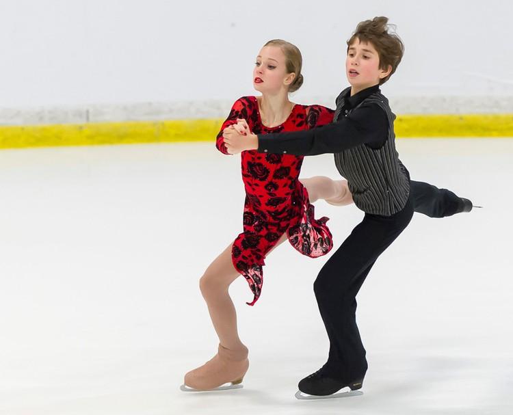 Лиза Ткаченко и Алексей Киляков. ФОТО: U.S. Figure Skating