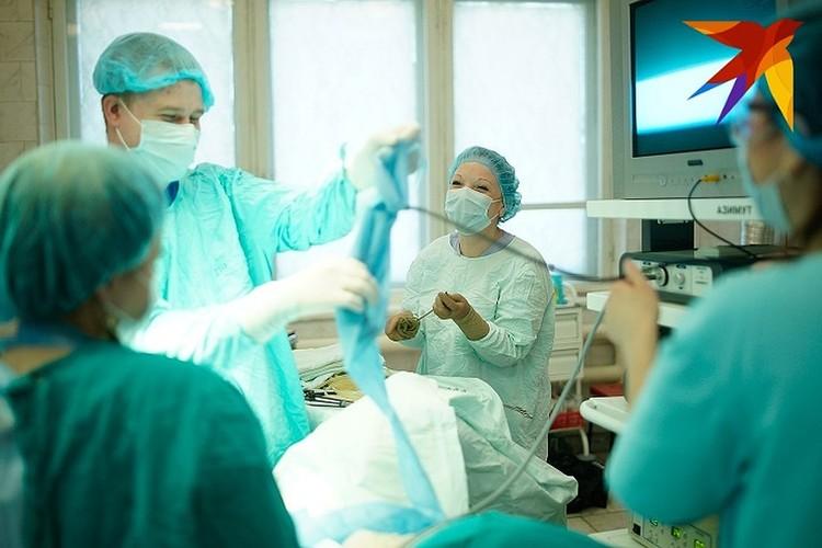 Хирурги вернулись к работе