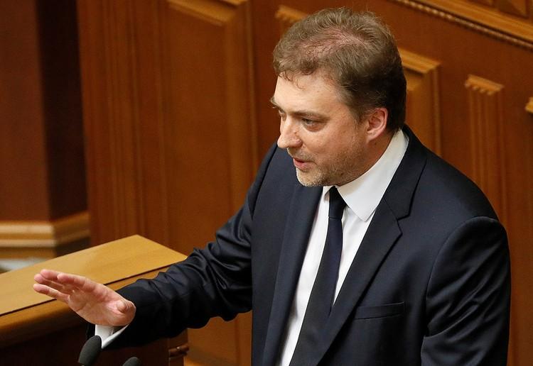 Андрей Загороднюк возглавил Минобороны Украины.