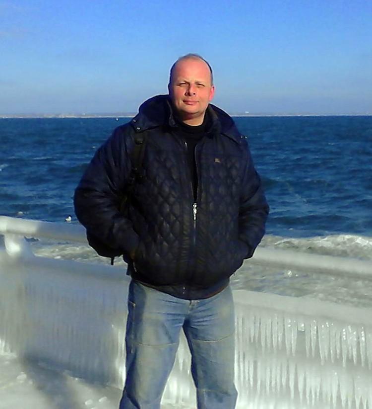 Валерий Пикалов