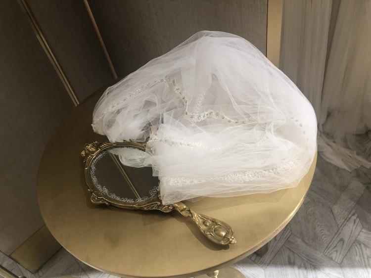 Судя по всему, у Ксении будет два свадебных платья
