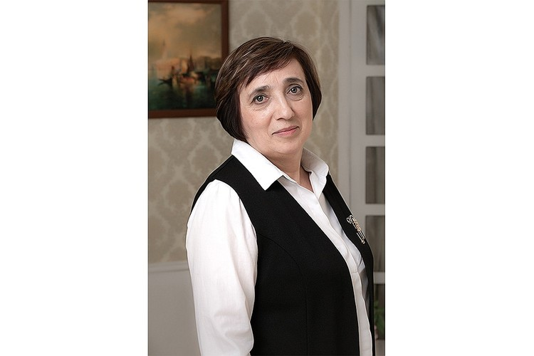 Вера Ивановна Лыскова. Фото: предоставлено героем публикации