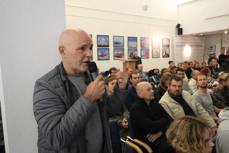 Архитектор Алексей Архипенко предложил вместо моста задуматься о тоннеле.