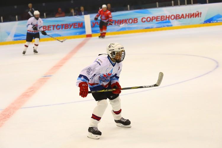 Участие в турнире примут более 1500 юных хоккеистов. Фото: Амир Закиров