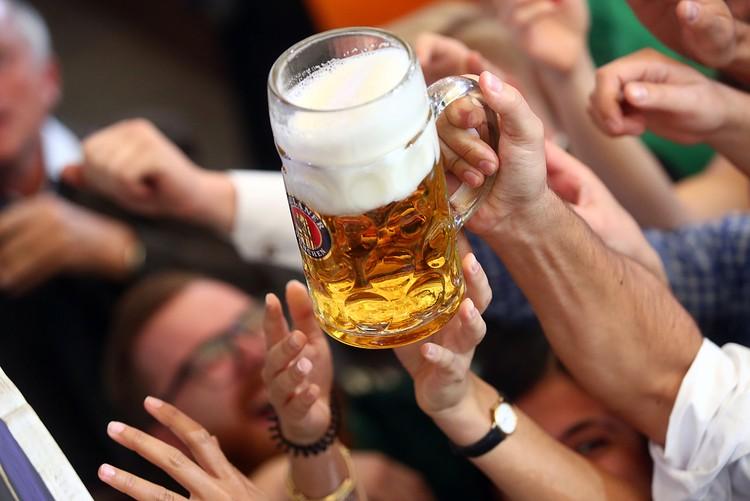Главным угощением на празднике будет, конечно, пиво