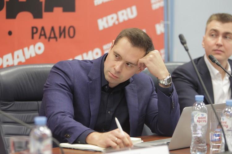 Владимир Аникеев, Советник генерального директора компании «Биокад»