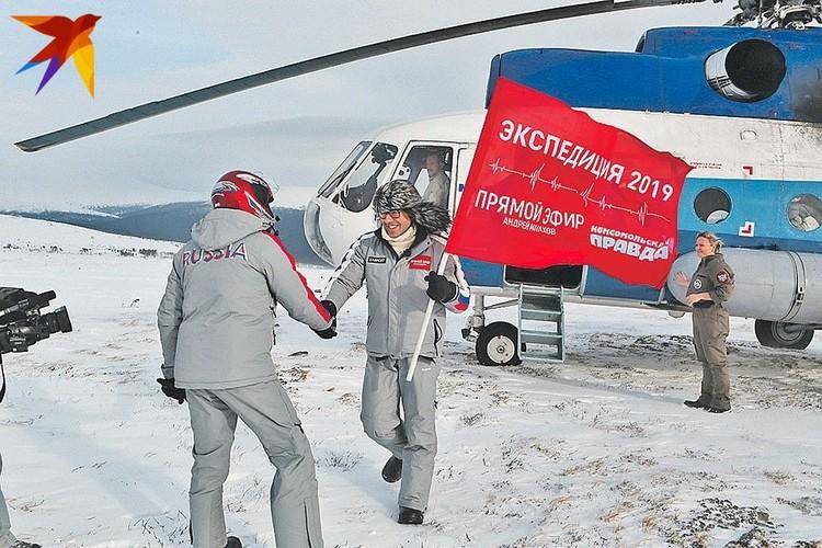 Весной этого года «Комсомольская правда» и «Россия 1» вместе с Андреем Малаховым отправились на перевал Дятлова в экспедицию.
