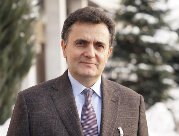 Директор института имени Блохина Иван Стилиди