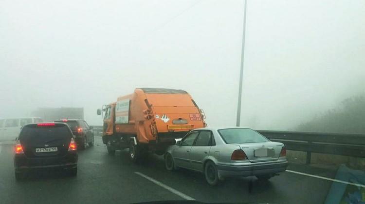 Количество пострадавших на трассе авто пока не известно. Фото:Dpskontrol_125rus