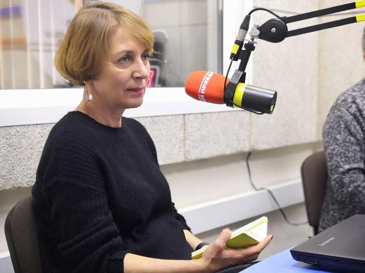 """Вероника Феськова: """"На серьезную книгу может уйти месяц"""""""