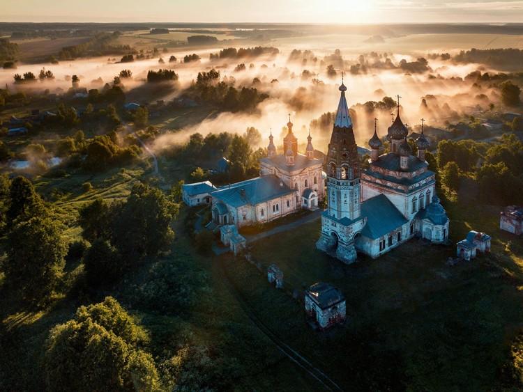 1 место - «Село Парское». Елена Лисейкина. Москва