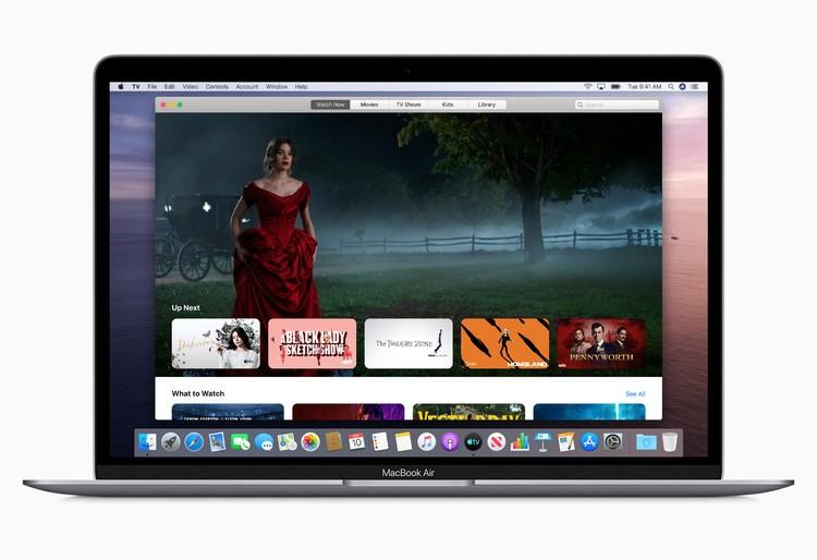 Фото предоставлений корпорацией Apple.